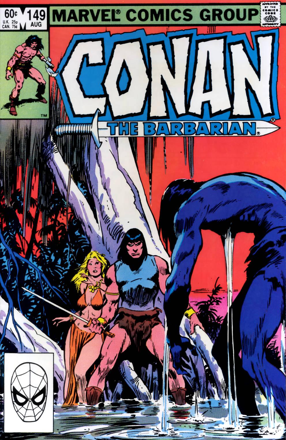 Conan the Barbarian 149