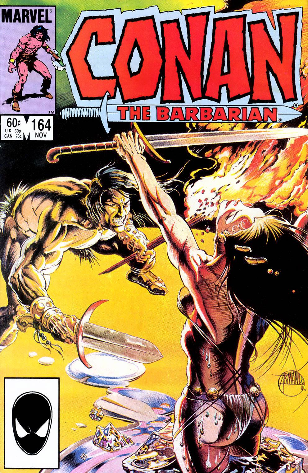 Conan the Barbarian 164