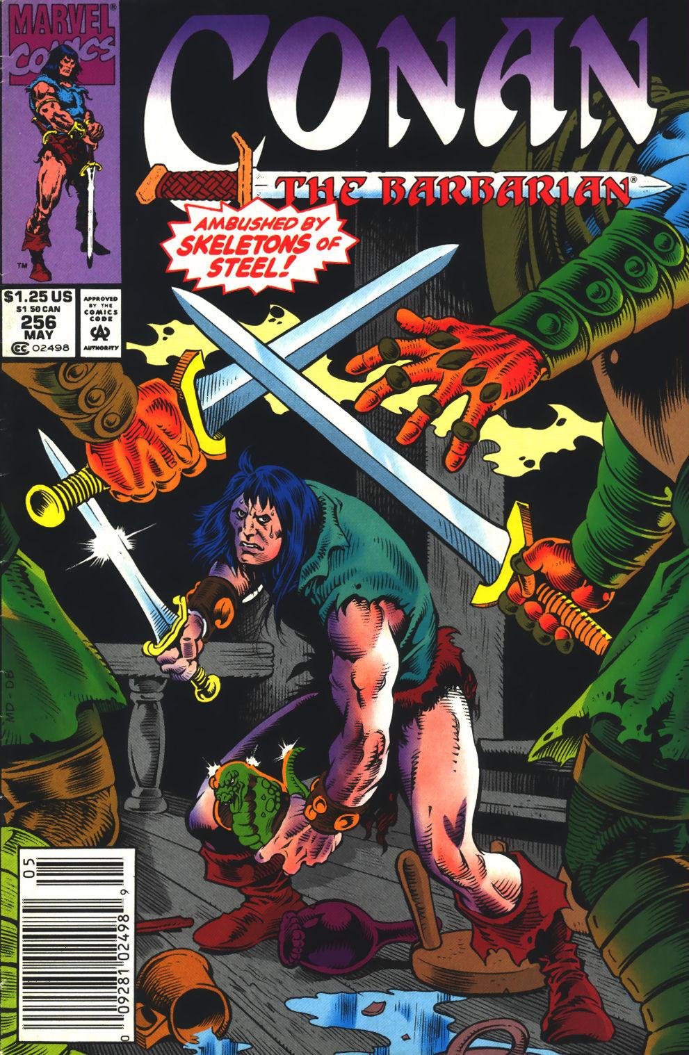 Conan the Barbarian 256