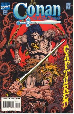 Conan the Adventurer 11