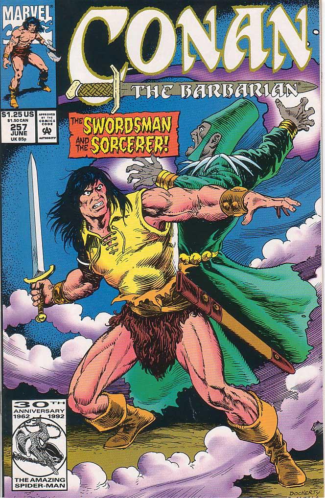 Conan the Barbarian 257