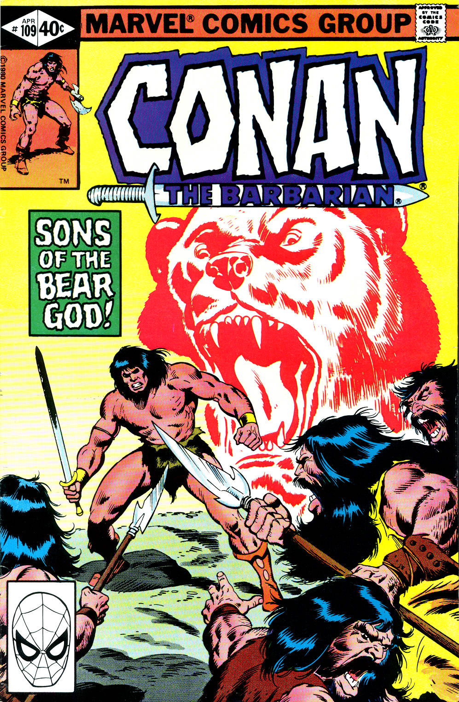Conan the Barbarian 109