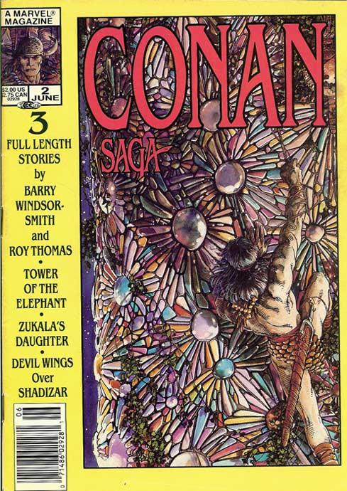 Conan Saga 2