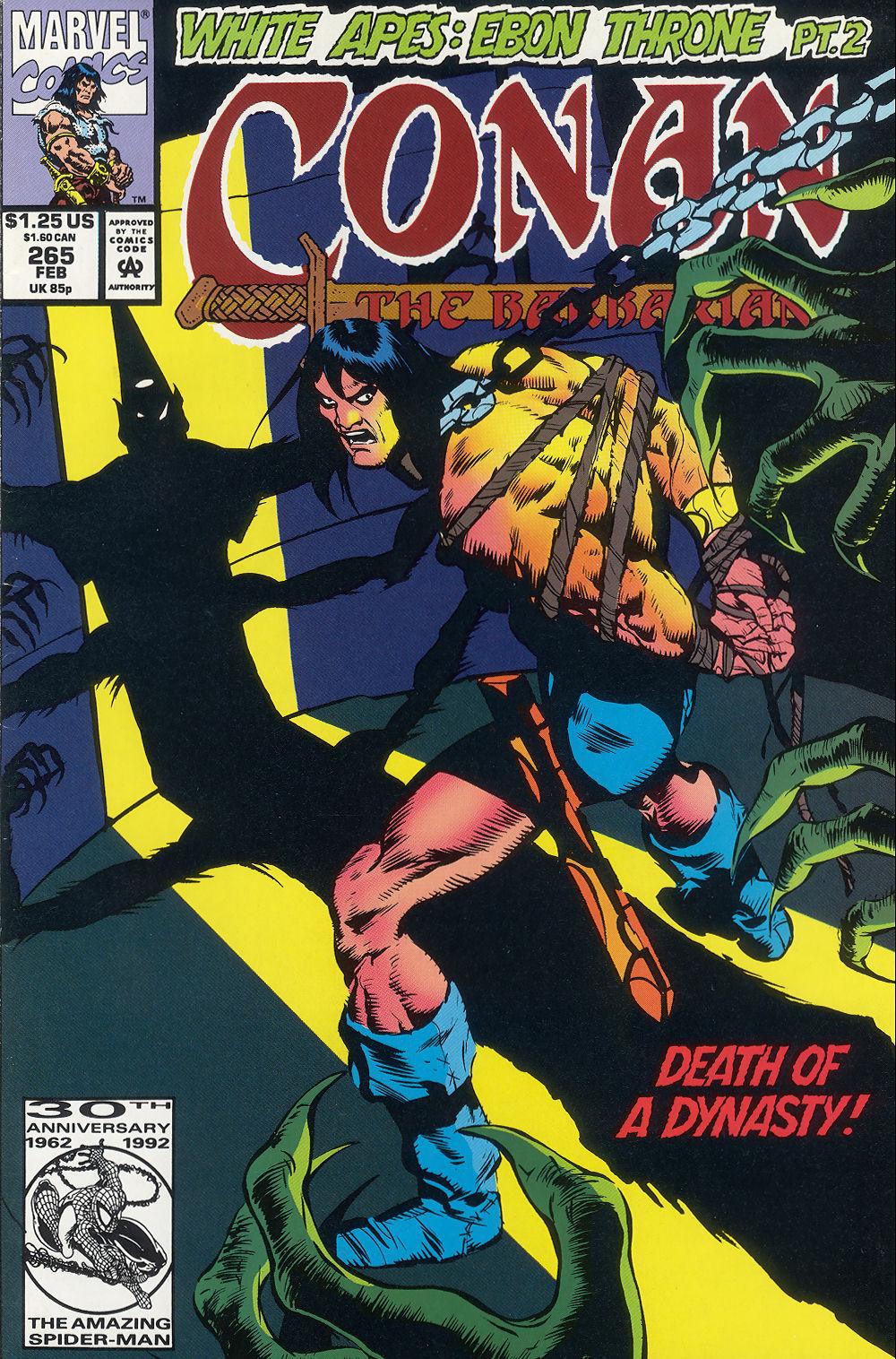 Conan the Barbarian 265