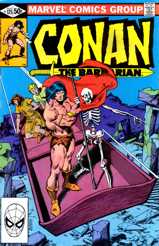 Conan the Barbarian 125