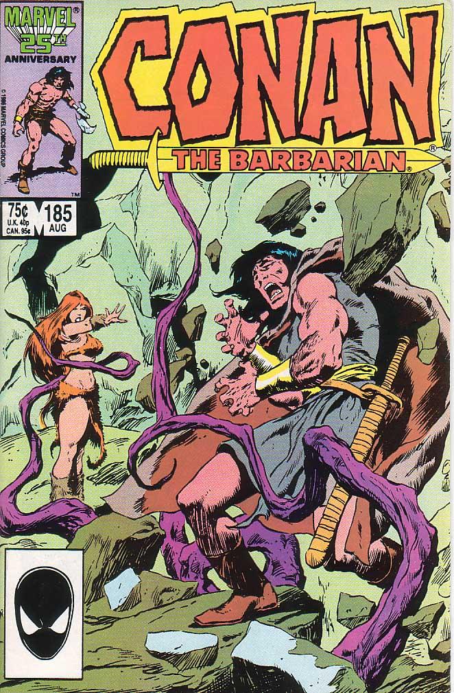 Conan the Barbarian 185