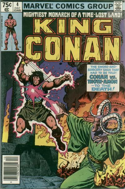 King Conan 4