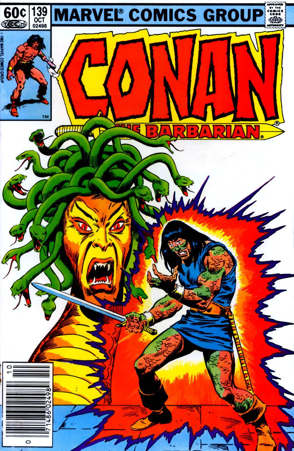 Conan the Barbarian 139