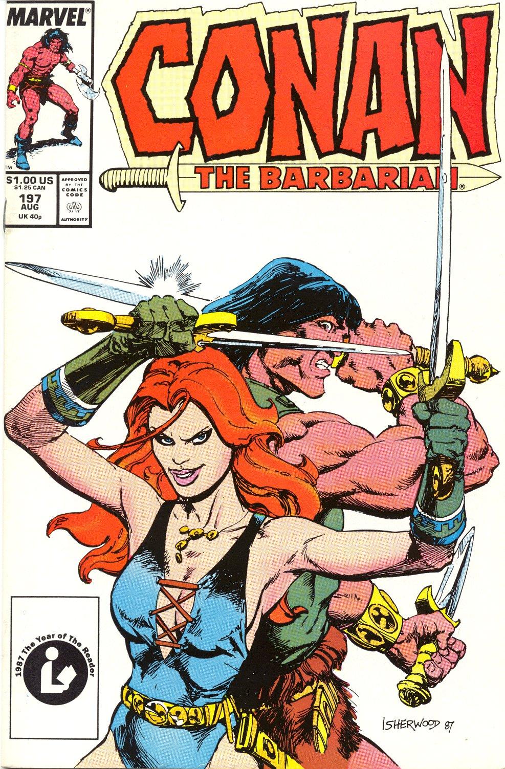 Conan the Barbarian 197