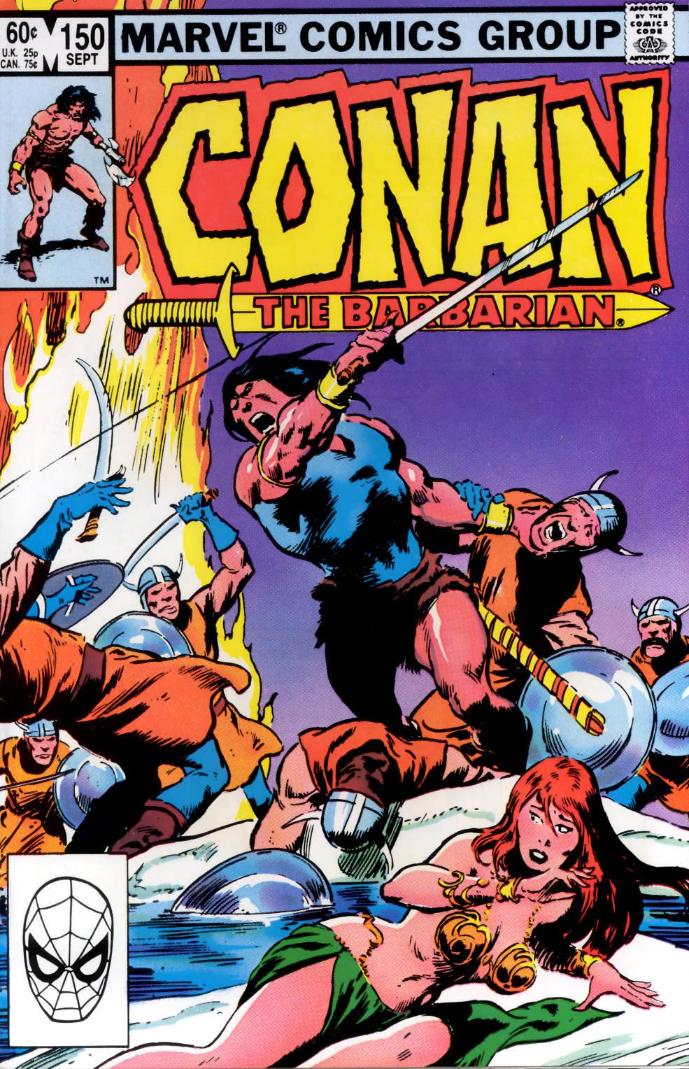 Conan the Barbarian 150