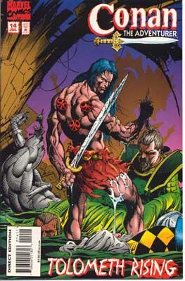 Conan the Adventurer 14