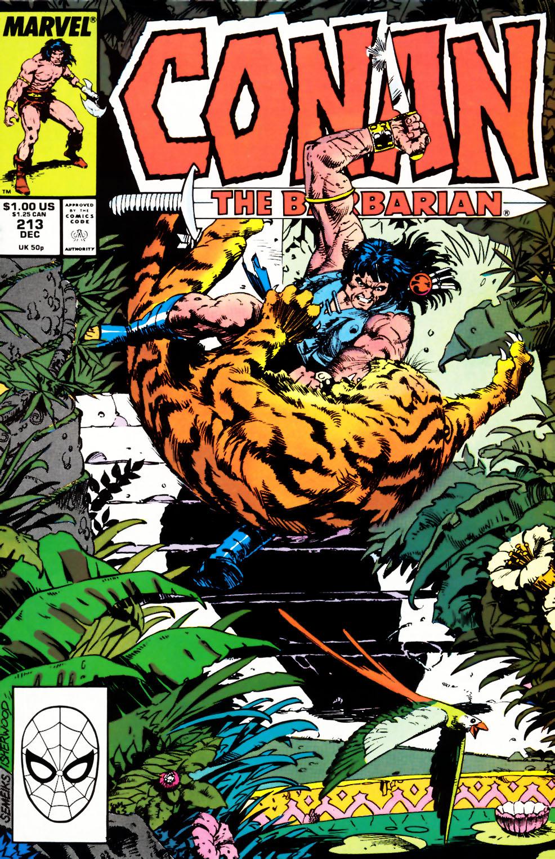 Conan the Barbarian 213