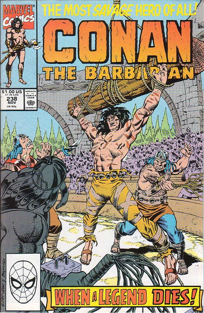 Conan the Barbarian 238