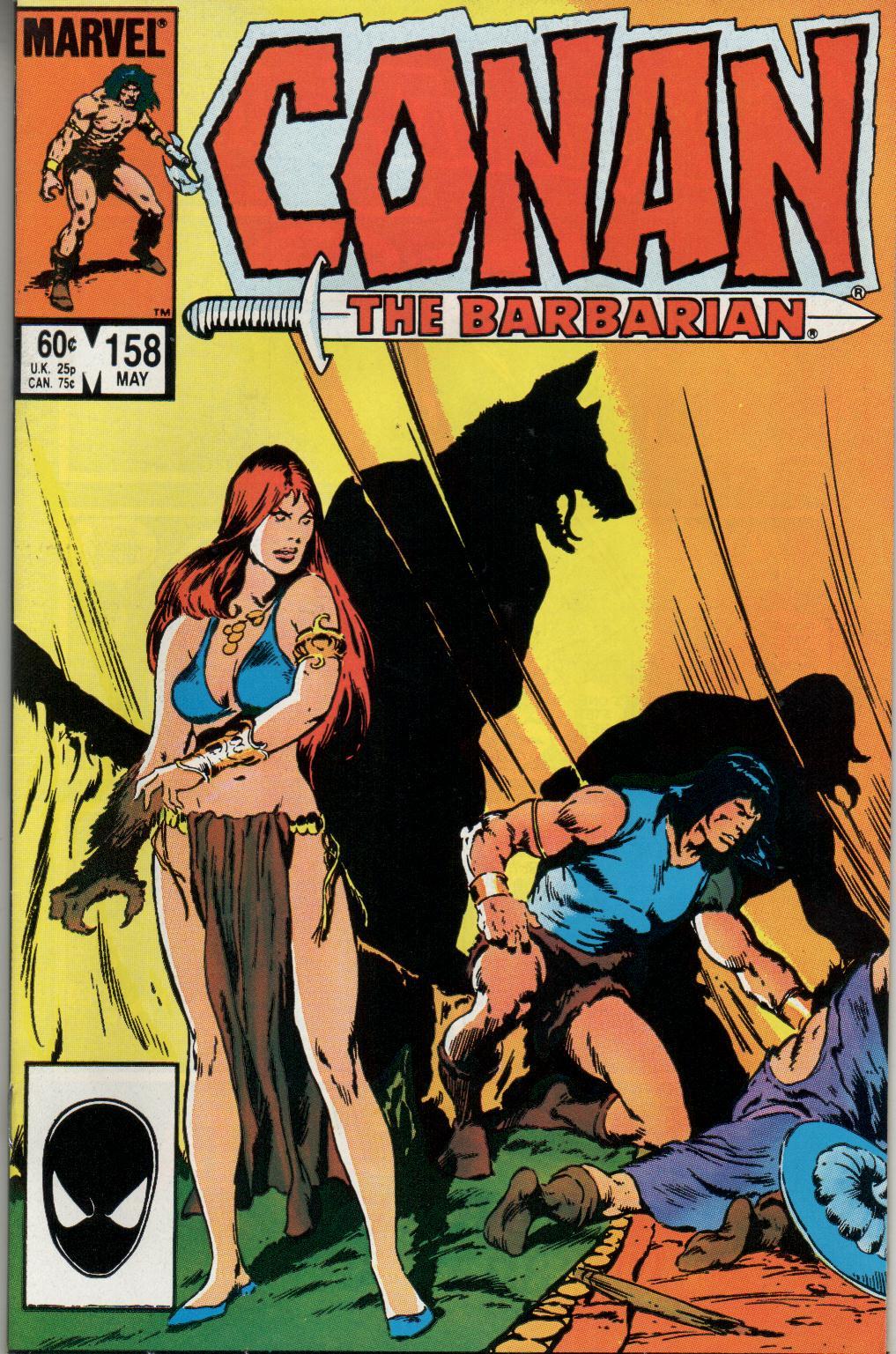 Conan the Barbarian 158
