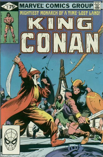 King Conan 7