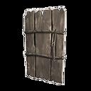简易的木质门