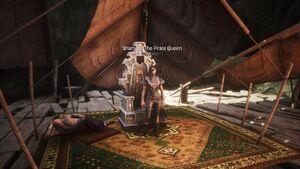 Shamalla The Pirate Queen