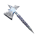 Black Ice Throwing Axe
