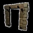 加固的石制门道
