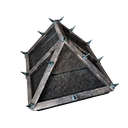 Black Ice-Reinforced Rooftop End