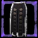 無瑕的勒穆里亞戰士裙甲