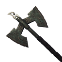 Exceptional War-Axe of the Warlord