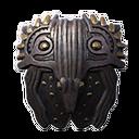 Exceptional Serpent-man Shield