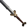 Hardened Two-Handed Sword