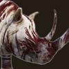 Wartorn Rhino