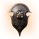 Exceptional Turanian Shield