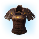 Flawless Aquilonian Infantry Cuirass
