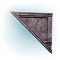 Icon argossean wall triangle top flipped.png