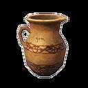 Ornate Ceramic Jug