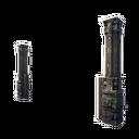 Large Stable Fence Gate Frame (Pillars)