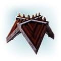 Icon argossean roof sloped top X.png