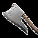 鋼製切肉刀