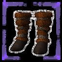 華納神族重型靴子