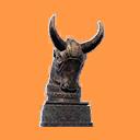 Turanian Statue