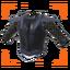 Obsidian Breastplate