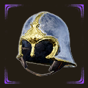 Flawless Poitain Footman Helm