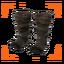 Epic Cannibal Raider Boots