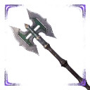 Flawless Jagged Great Axe