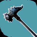 Flawless Argossean Warhammer