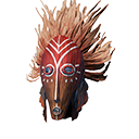 Darfari Watcher Mask