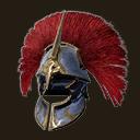 Exceptional Poitain Cavalier Helm