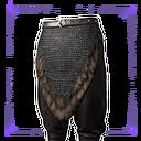 无瑕的西米里亚钢制裙甲