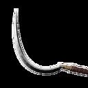 Hardened Steel Sickle