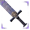 Flawless Hooked Short Sword