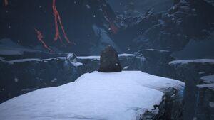 Lemurian Lorestone at Icespire Chasm (southern Pillar).jpg