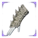 Icon legendary crocodile male gloves white.png